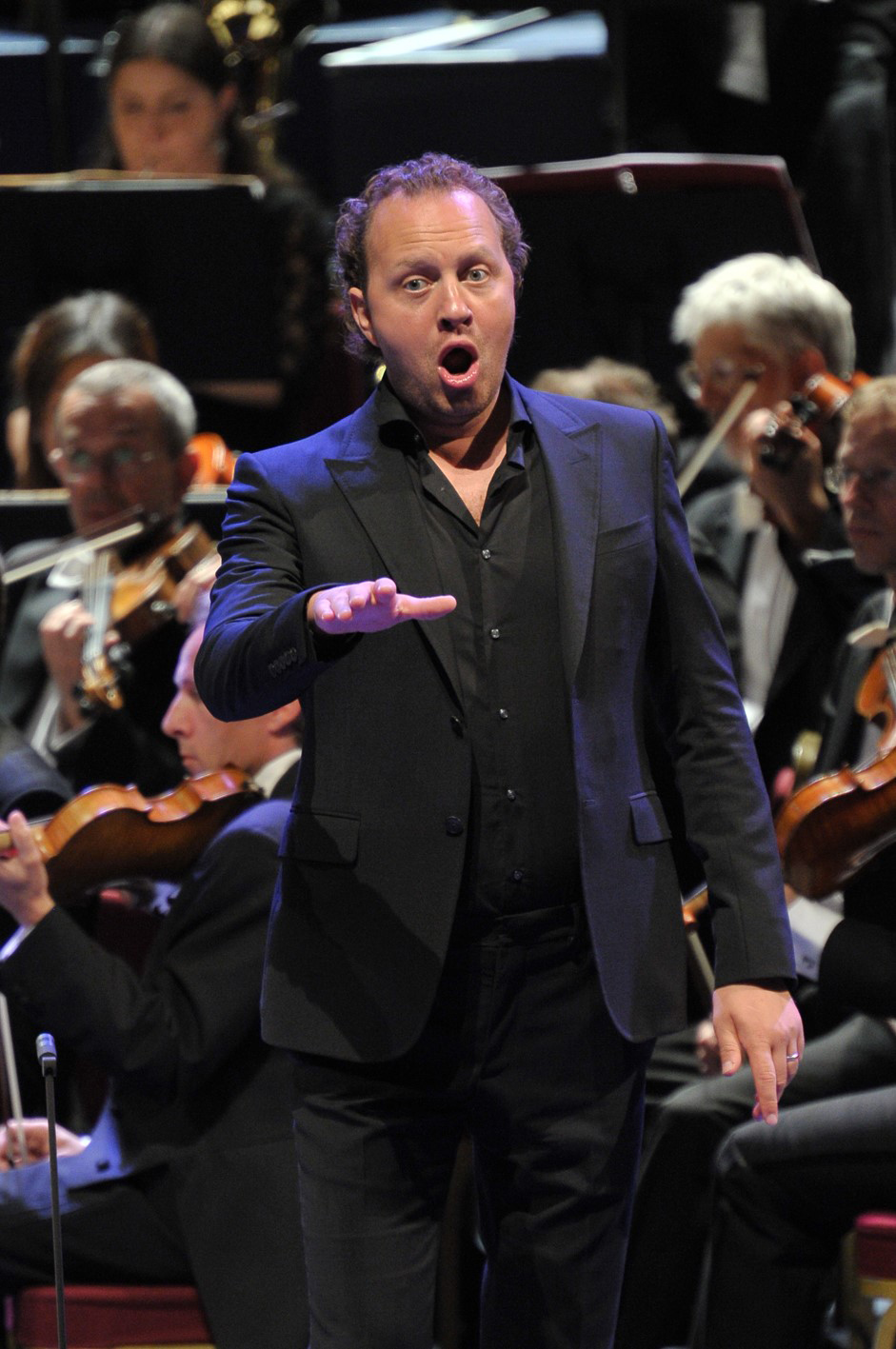 Mikhail Petrenko as Hagen by Chris Christodoulou