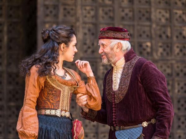 merchant of venice bassanio and portia relationship questions