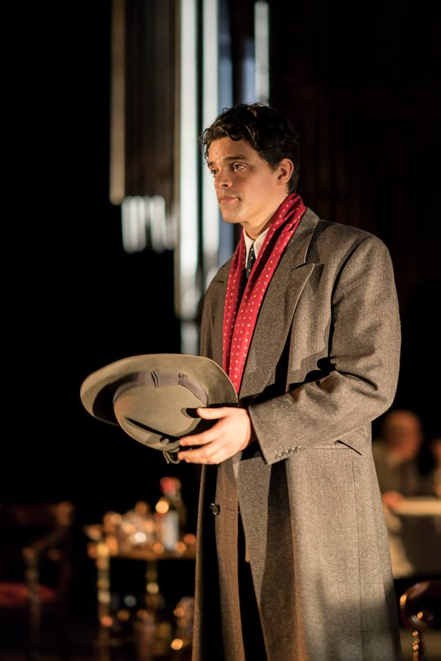 Jacob Fortune-Lloyd as Rudolf Bing
