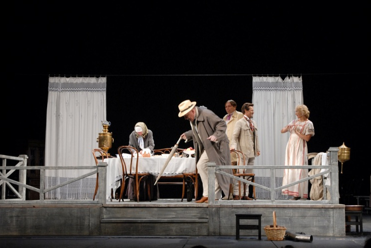 Scene from Mossovet Uncle Vanya