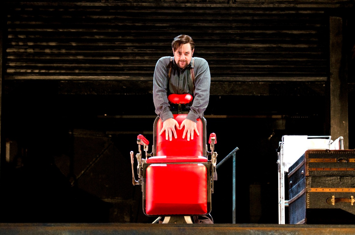 Sweeney Todd Adelphi Theatre The Arts Desk