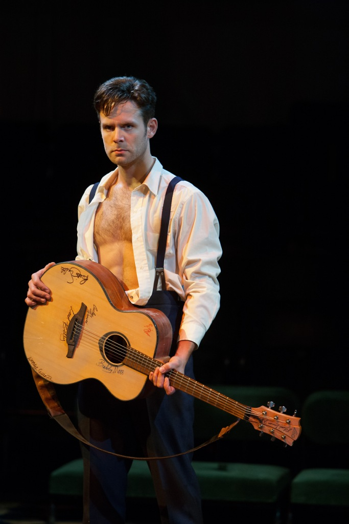 Luke Norris in Orpheus Descending