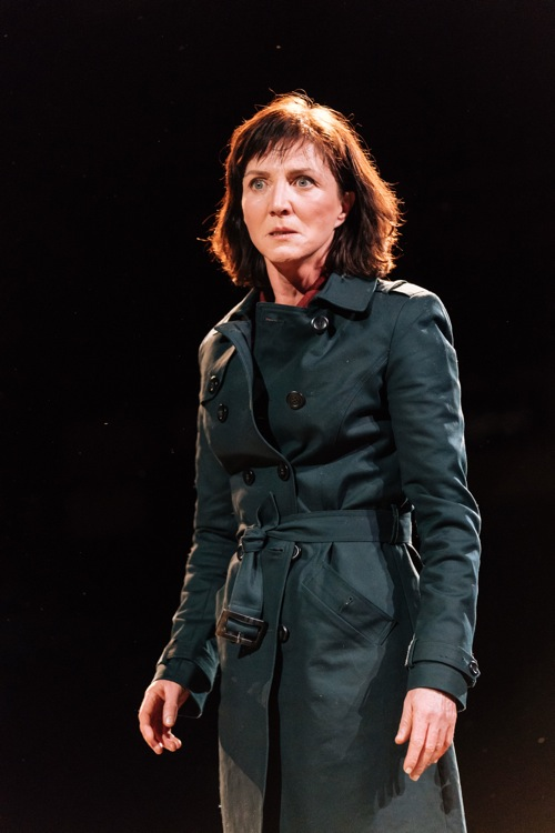 Michelle Fairley, Julius Caesar, Bridge Theatre