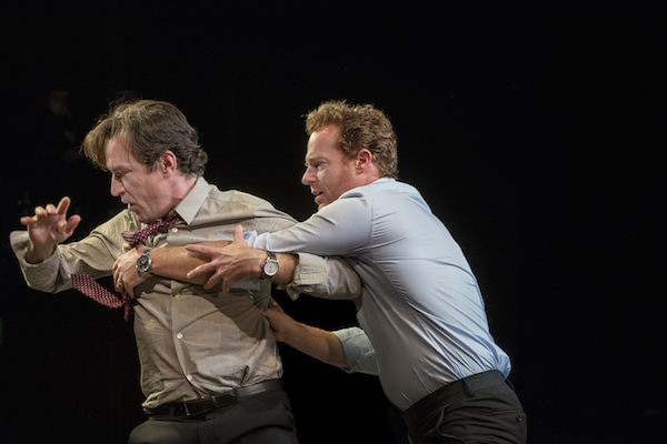 Ben Chaplin, Adam James in Consent, National Theatre