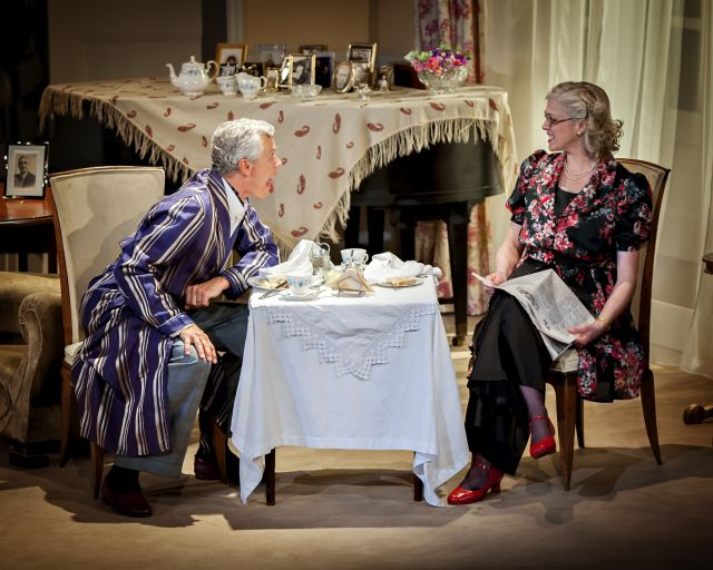 Blithe Spirit at the York Theatre Royal