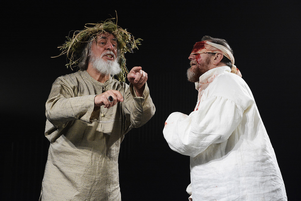 the evil nature of edmund and the tragedy of king lear William shakespeare's king lear begins with lear ignoring the natural order of the nature that lear and edmund put so much shakespeare's king lear.