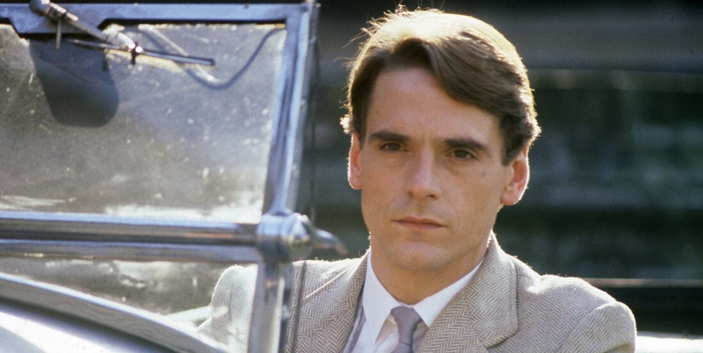 Jeremy Irons, Brideshead Revisited