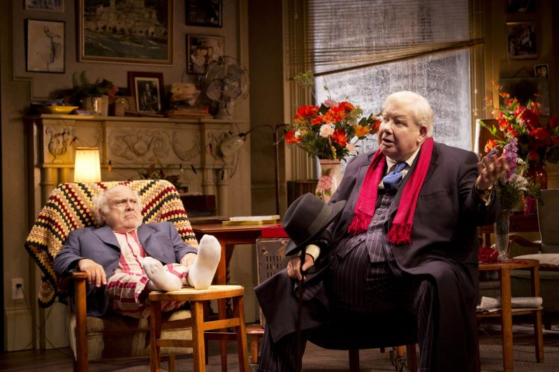 The Sunshine Boys, 2012