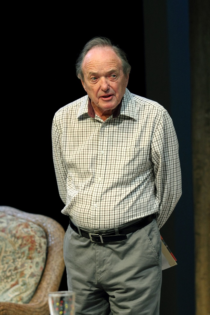 James Bolam in Fracked