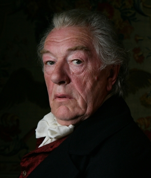michael gambon died