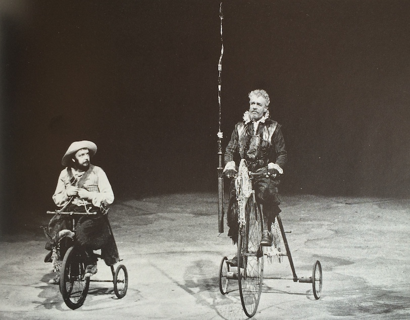 Paul Scofield, Don Quixote, National Theatre