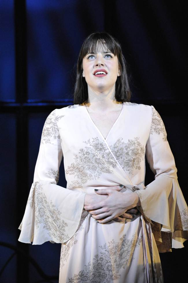 Michelle Ryan in Cabaret