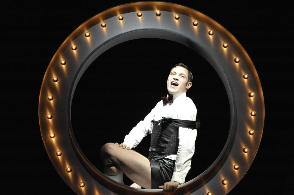 Will Young in Cabaret at the Savoy