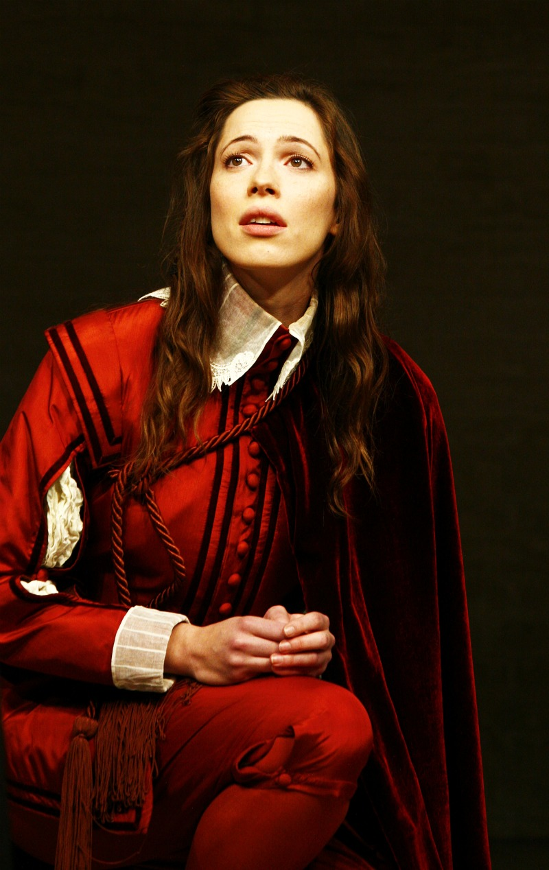 Rebecca Hallin in Twelfth Night