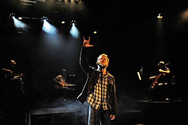 Anthony Rapp at the Menier in Sept 2012