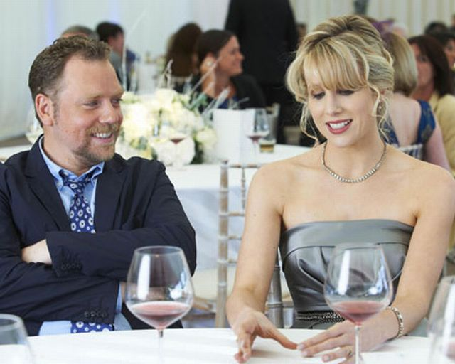 Rufus Hound And Lucy Punch In The Wedding Video