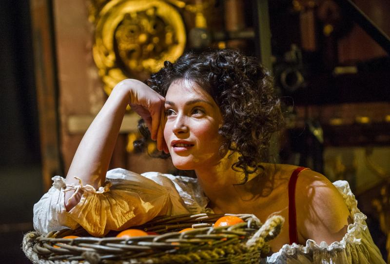 Gemma Arterton as Nell Gwynn