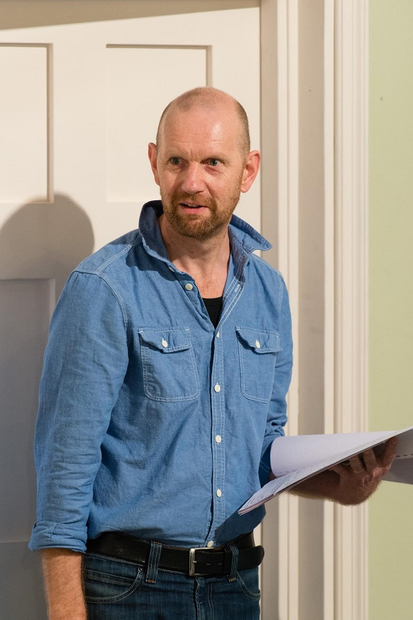 Sean foley on doing the walworth farce for Farcical person