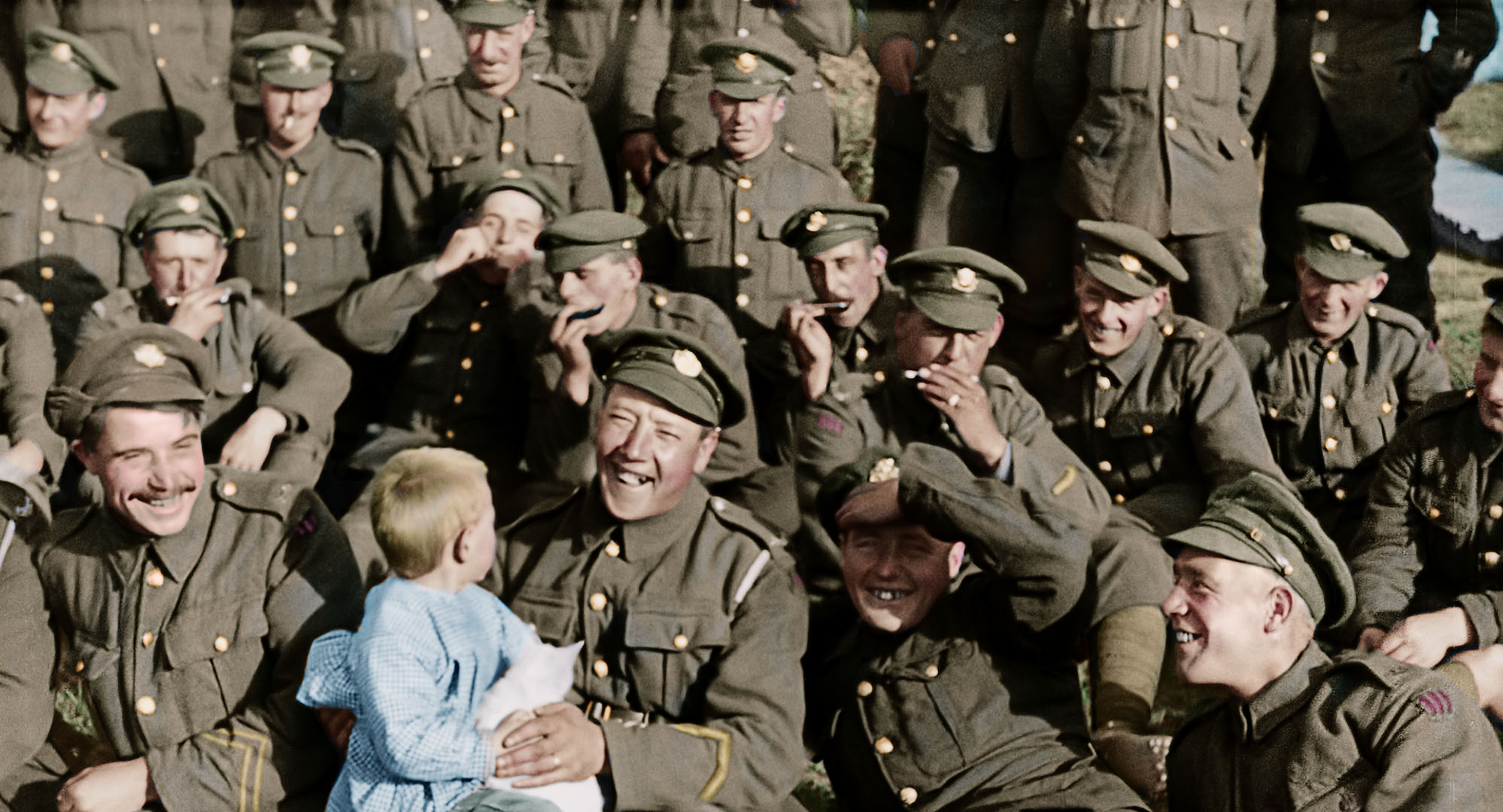 They Shall Not Grow Old, BBC Two