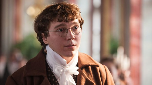 Paul Dano in War and Peace