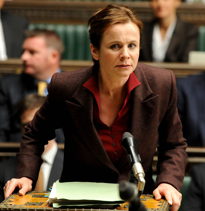 Emily Watson in The Politician's Husband