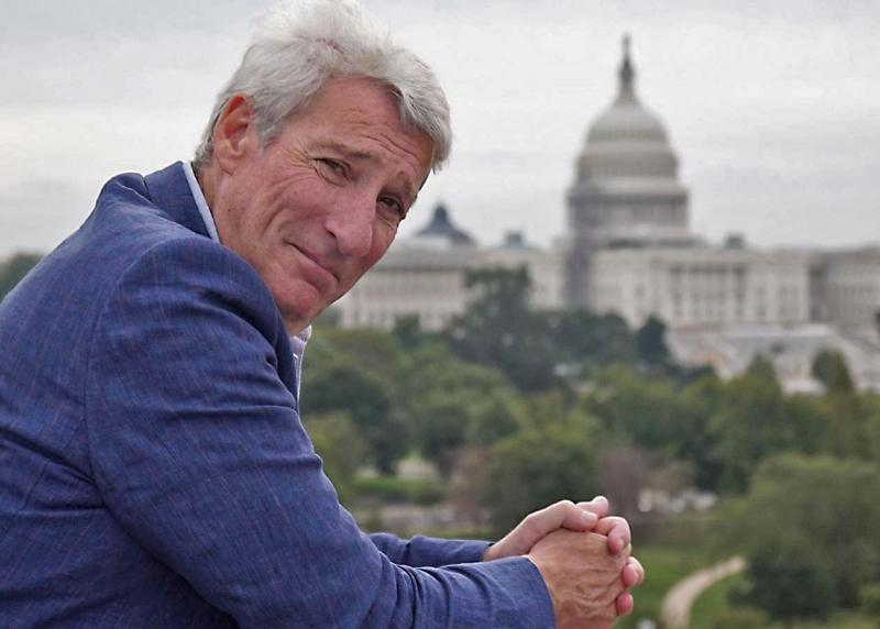 Jeremy Paxman on Trump and Clinton