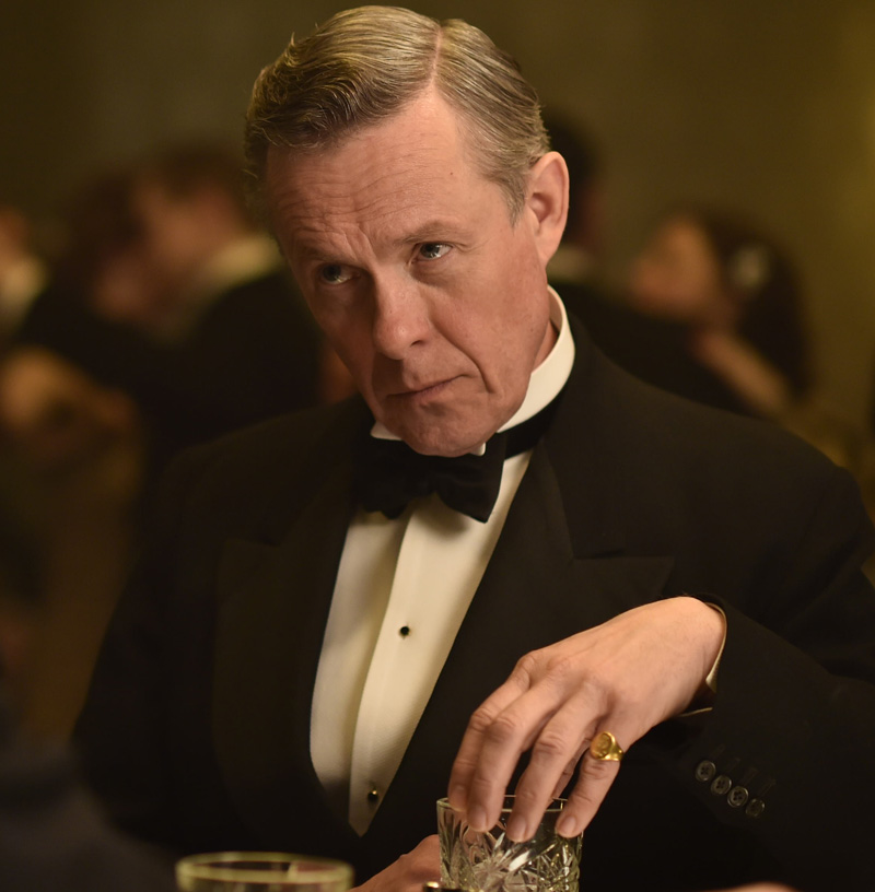 Alex Jennings in The Halcyon