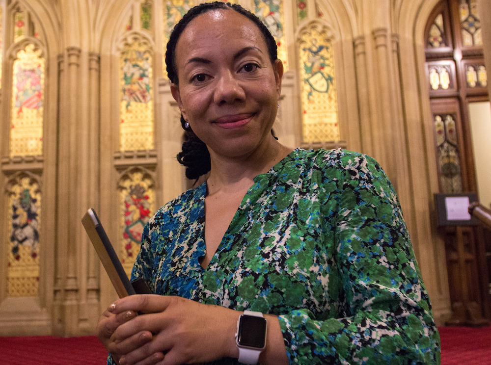 Oona King, Meet the Lords