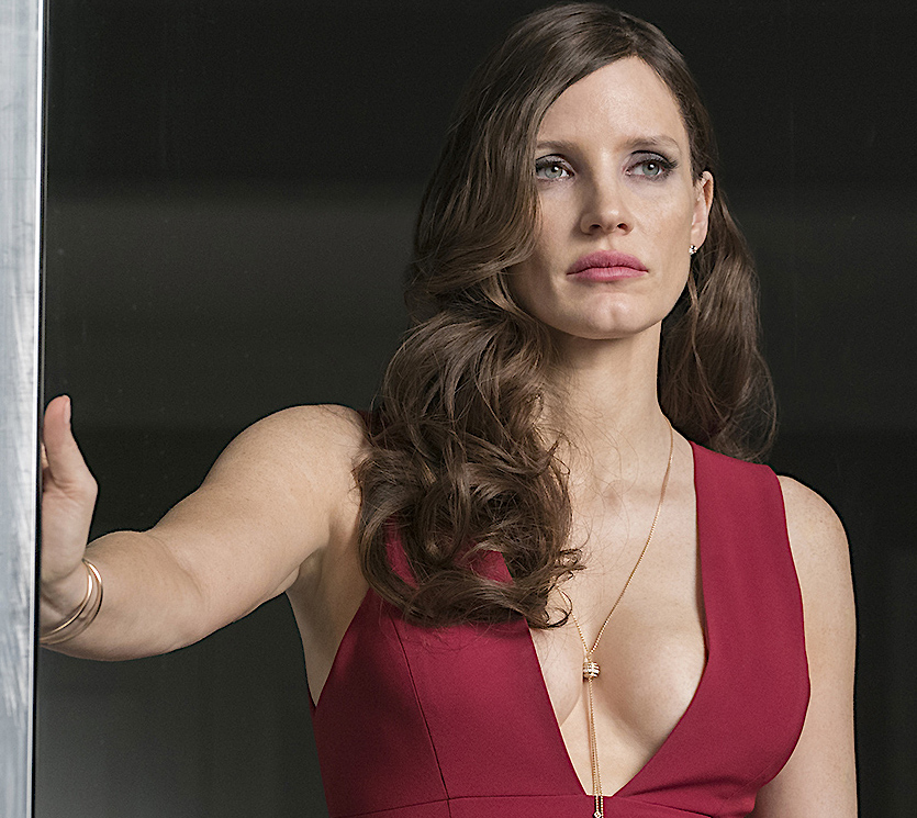 Molly's Game review - Jessica Chastain gets her game face on Tobey Maguire Poker