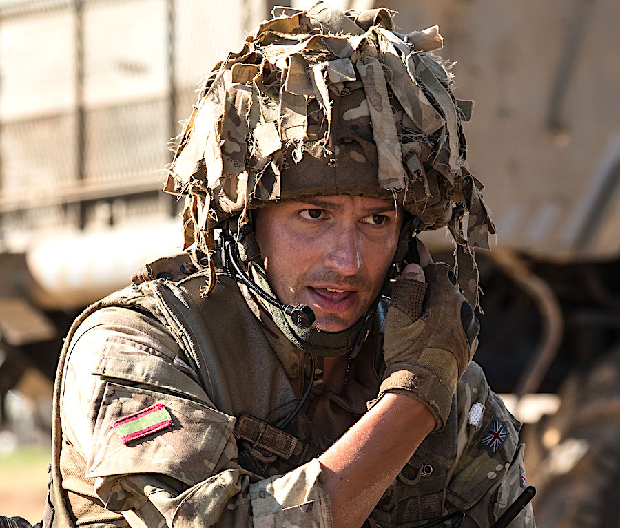 Our Girl, BBC One