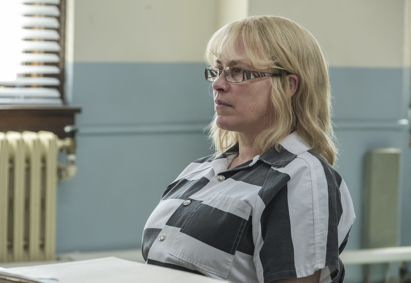 Patricia Arquette in Escape at Dannemora