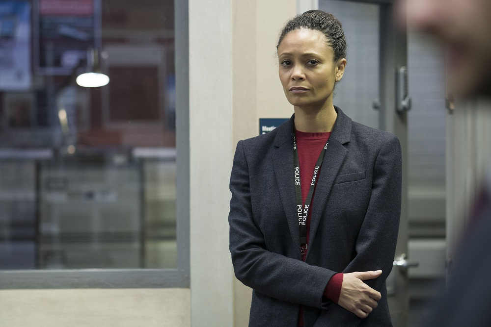 Thandie Newton, Line of Duty