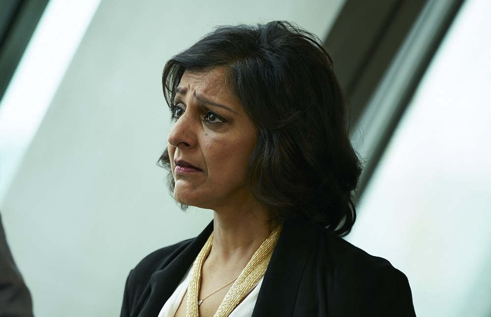 Meera Syal in The Split