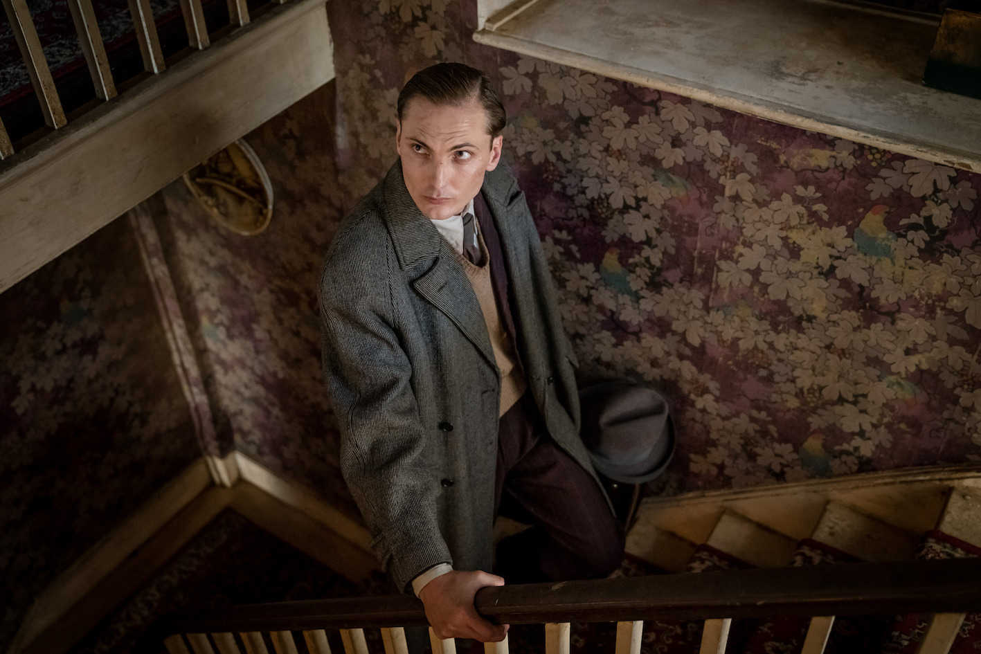 Eamon Farren in The ABC Murders