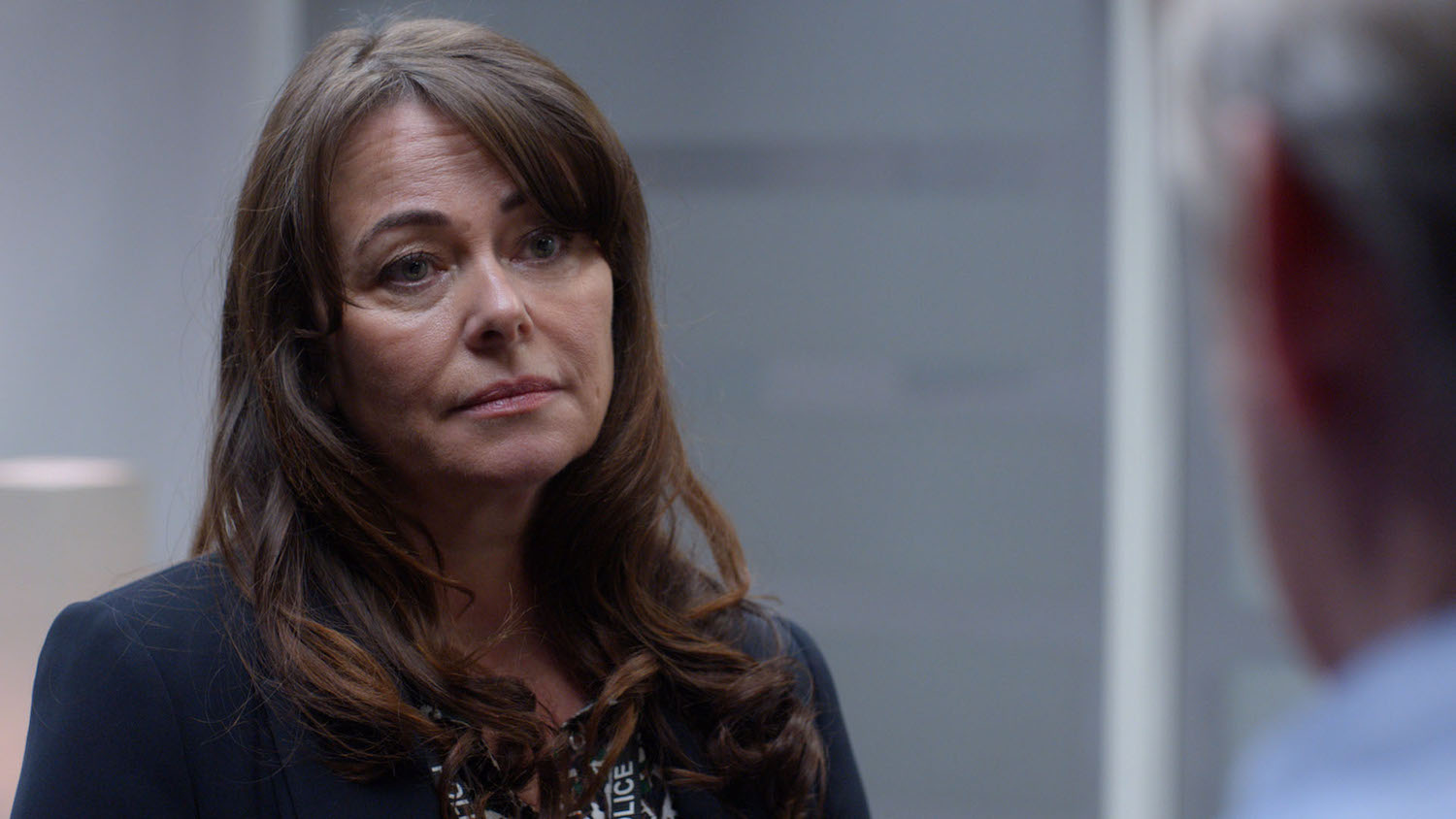 Polly Walker in Line of Duty