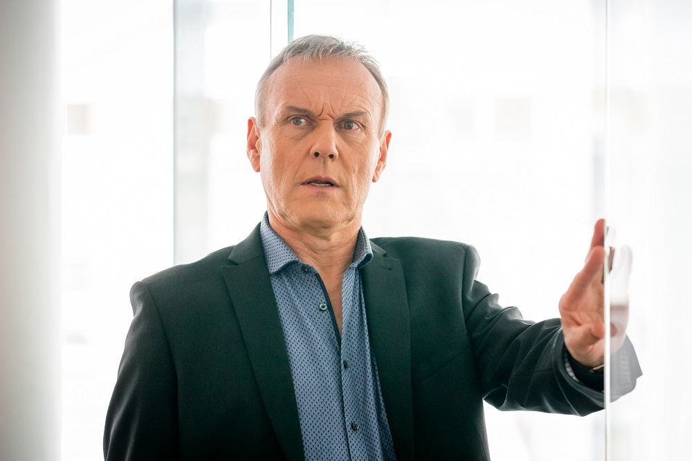 Anthony Head, Girlfriends, ITV