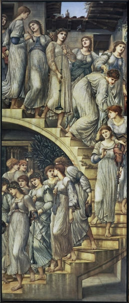 The_Golden_Stairs_oil_on_canvas_Edward_Burne-Jones_1880_-_Tate_London