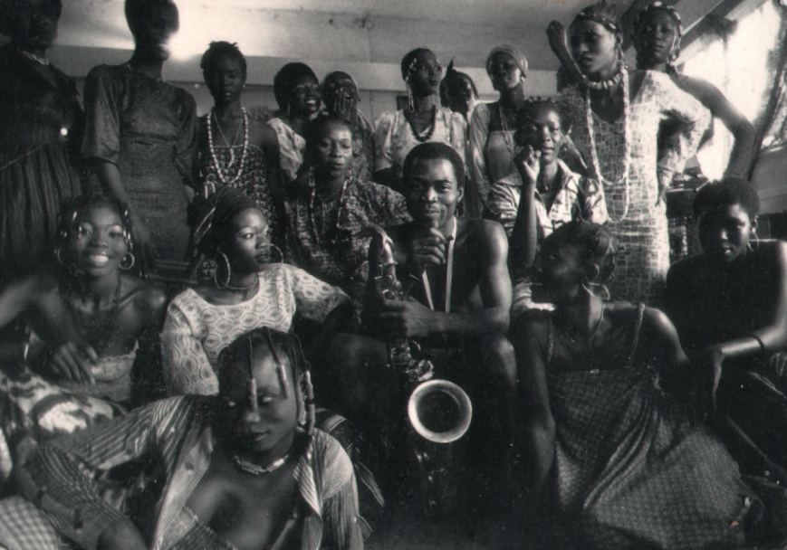 Fela Kuti, The One Who Emanated Greatness | New music reviews ...