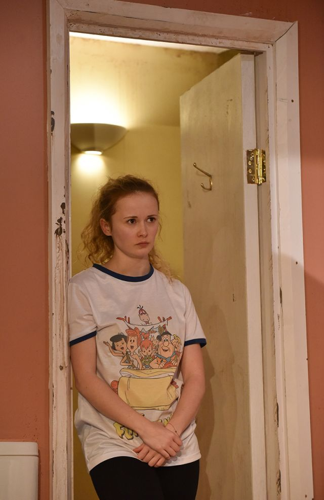 Shannon Tarbet in 'Yous Two'
