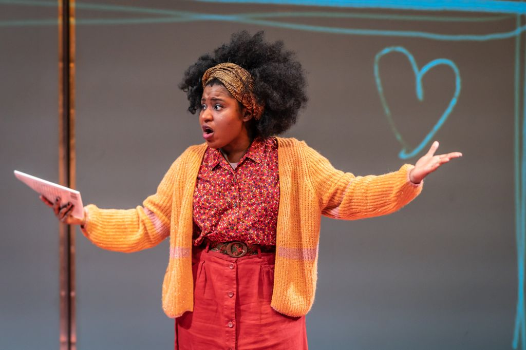 Susan Wokoma in 'Teenage Dick'