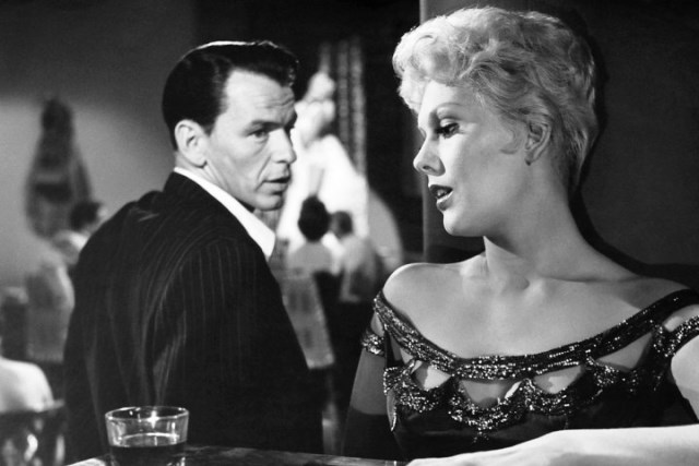 The Man with the Golden Arm Frank Sinatra Frankie Machine Kim Novak Molly