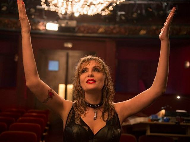 Emmanuelle Seigner as Vanda in Venus in Fur