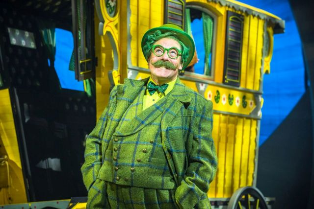 Rufus Hound as Toad - The Wind in the Willows, London Palladium