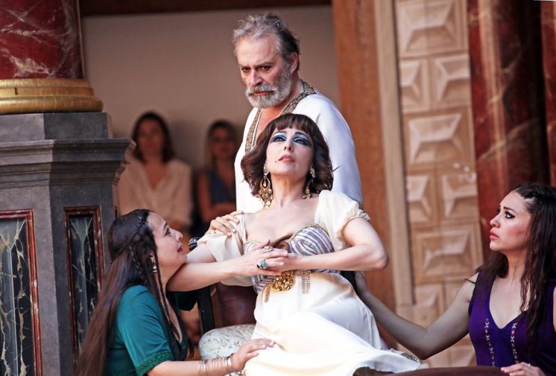 Globe to Globe: Antony and Cleopatra, Shakespeare's Globe ...