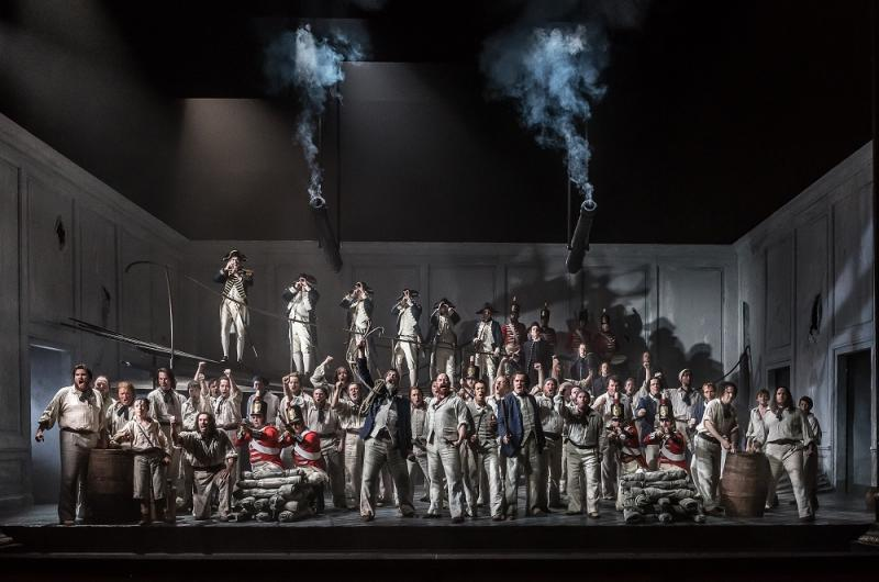 Image result for billy budd opera north