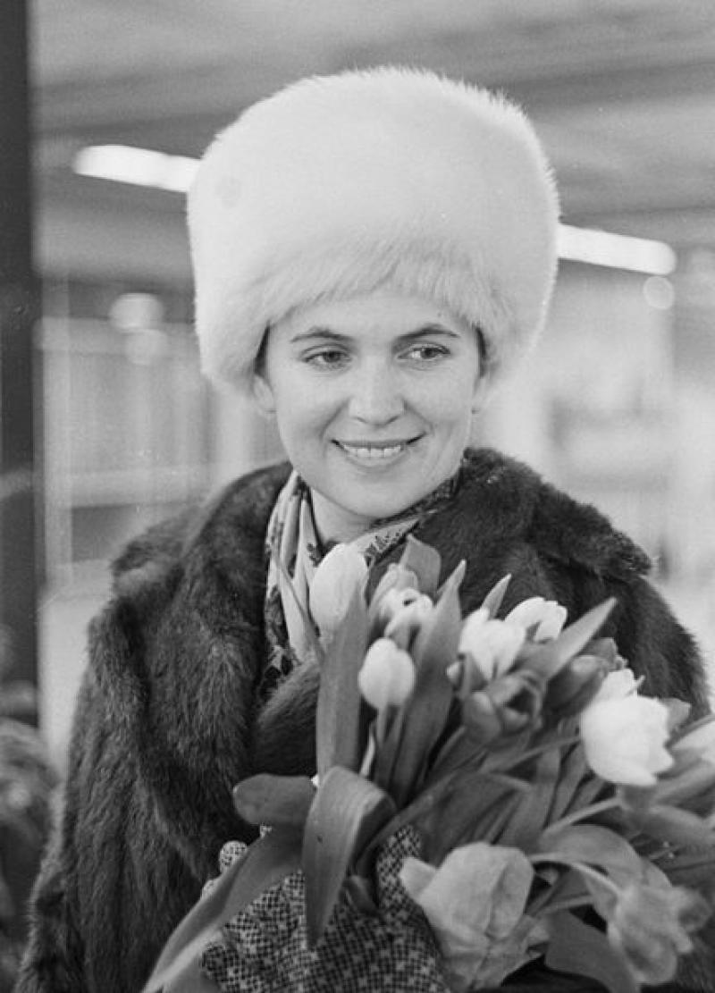 Galina Vishnevskaya died December 11, 2012 41