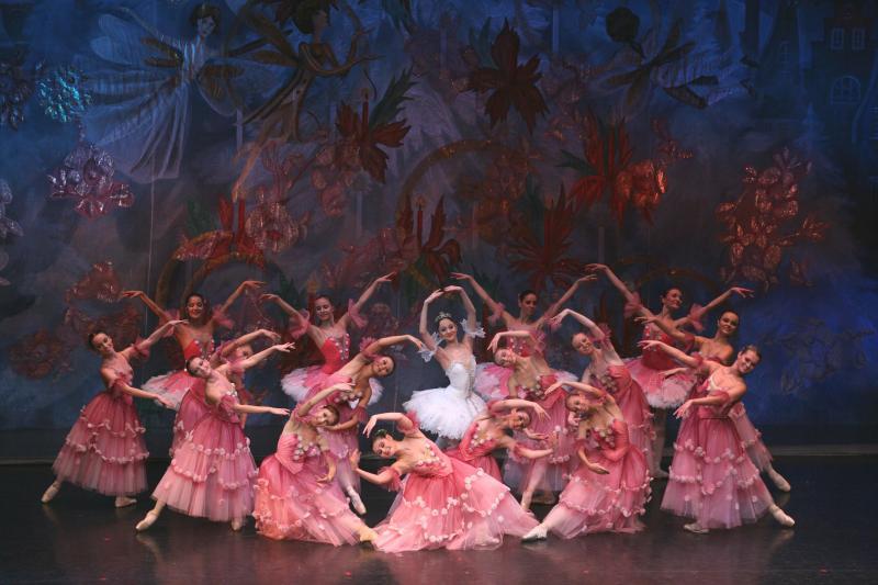 The Nutcracker Moscow City Ballet Cambridge Corn