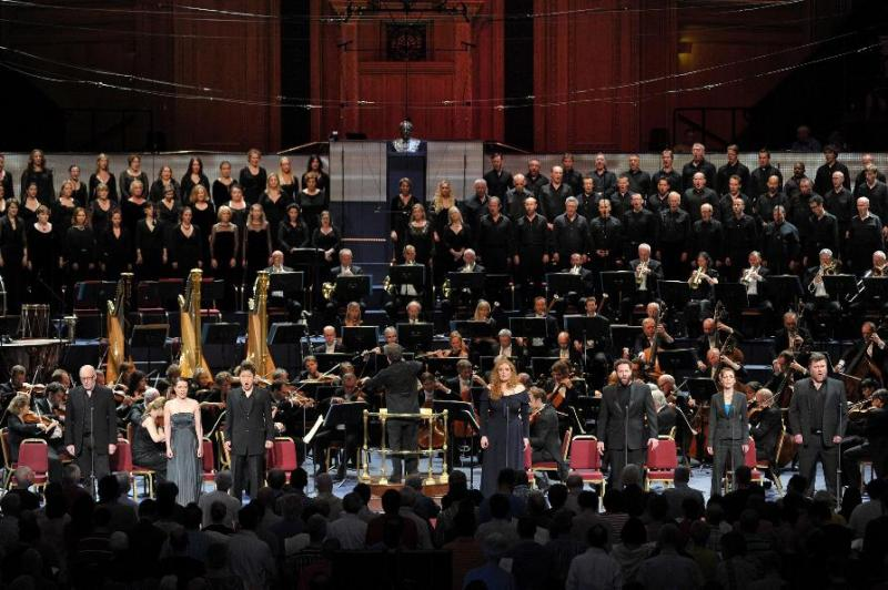 Bbc proms les troyens royal opera house orchestra for House music orchestra