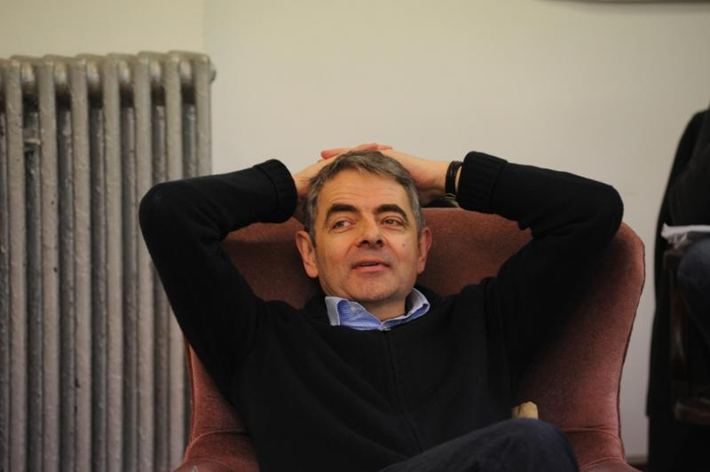 Image result for rowan atkinson interviews