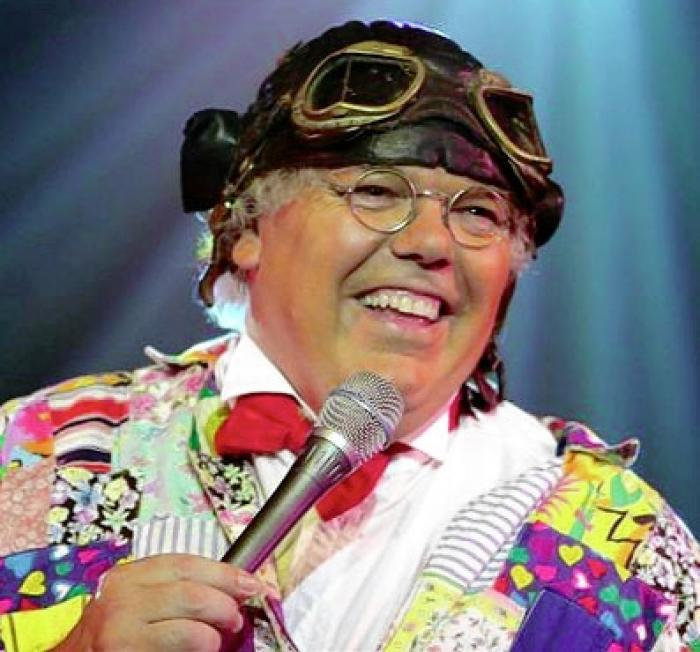 Chicas roy chubby brown live